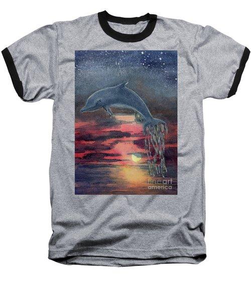 One Last Jump Baseball T-Shirt