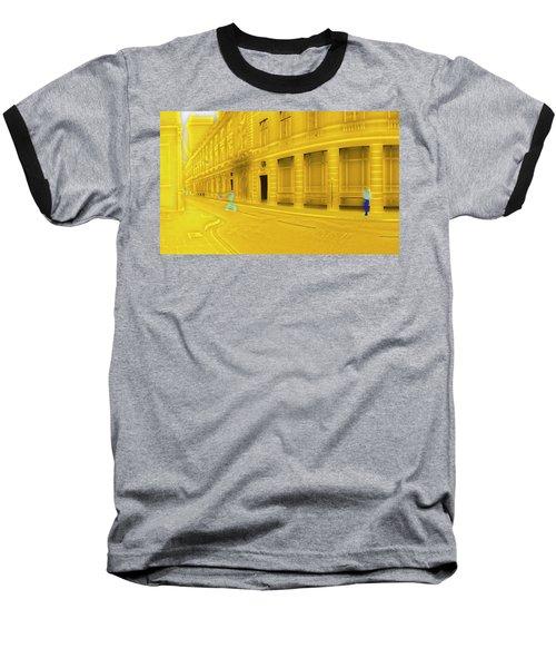 One-legged Man Baseball T-Shirt