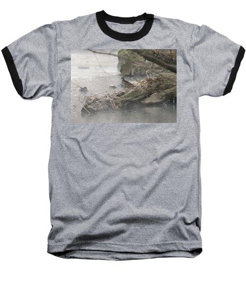 One Little Ducky Baseball T-Shirt