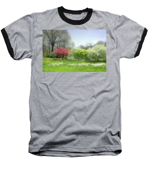 Baseball T-Shirt featuring the photograph One Love by Diana Angstadt