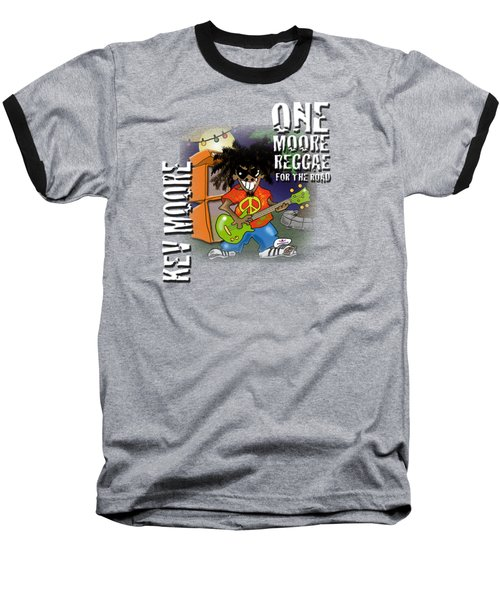 One Moore Reggae Baseball T-Shirt