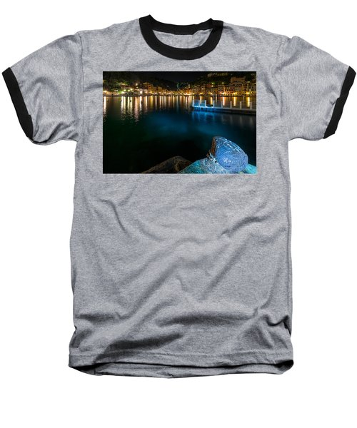 One Night In Portofino - Una Notte A Portofino Baseball T-Shirt