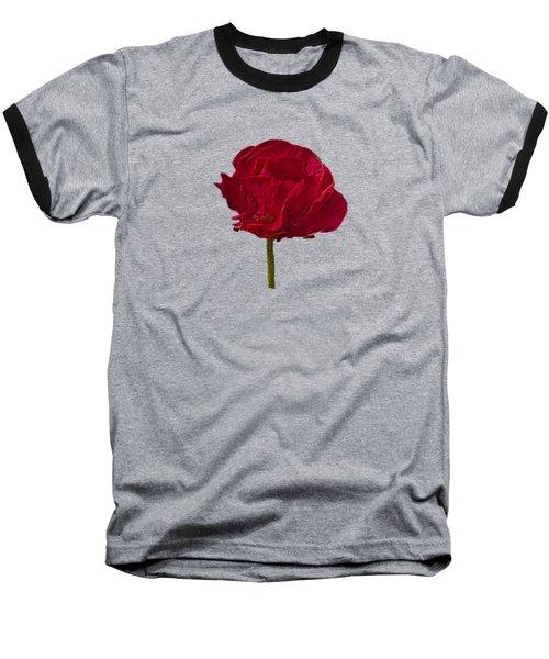 One Red Flower Tee Shirt Baseball T-Shirt