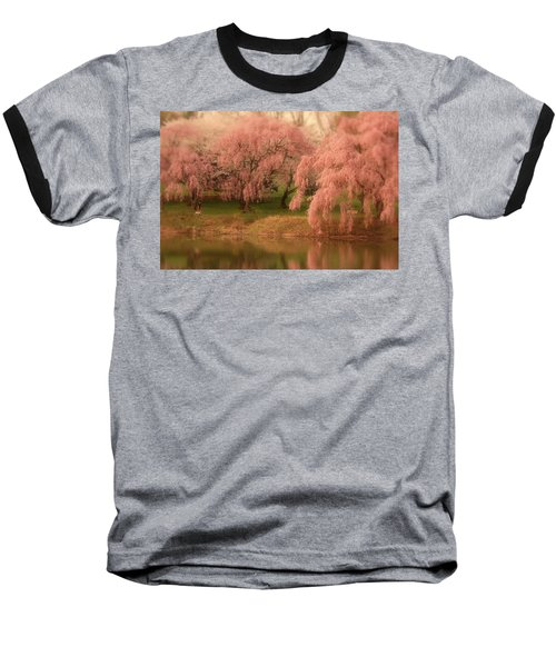 One Spring Day - Holmdel Park Baseball T-Shirt
