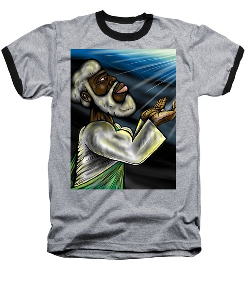 Oneness Of Christ And The Father Baseball T-Shirt
