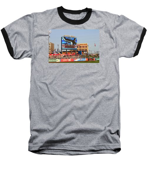Oneok Field 2 Baseball T-Shirt