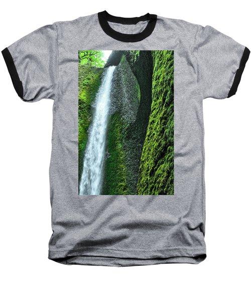Oneonta Falls  Baseball T-Shirt
