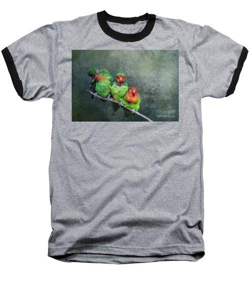 One,two,three... Baseball T-Shirt