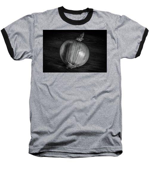 Onion Baseball T-Shirt by Ray Congrove