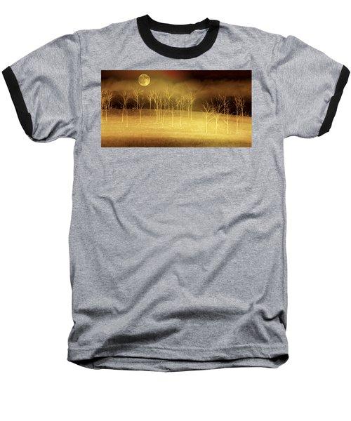 Only At Night Baseball T-Shirt
