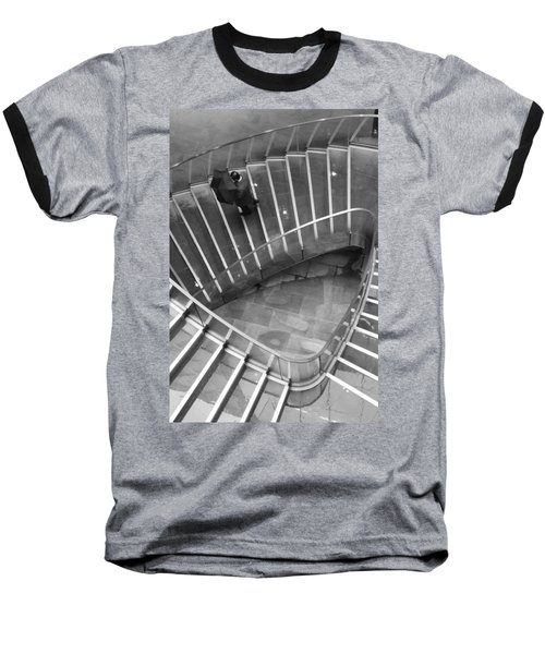 Onto Dry Land Baseball T-Shirt