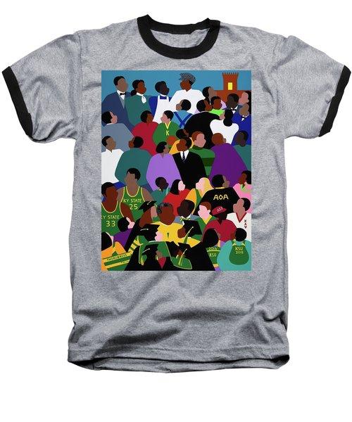 Onward And Upward Baseball T-Shirt
