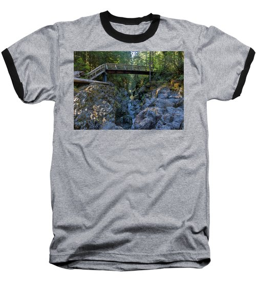Opal Creek Bridge Baseball T-Shirt