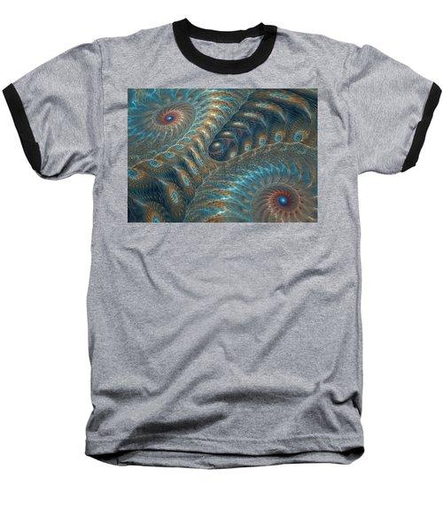 Opal Snails Baseball T-Shirt