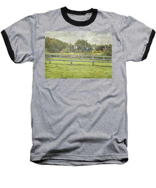 Open Air Clothes Dryer Baseball T-Shirt