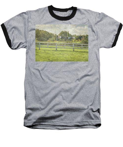 Open Air Clothes Dryer Baseball T-Shirt