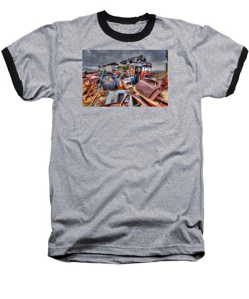Open Doors Baseball T-Shirt