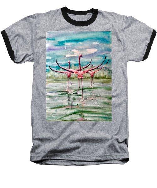 Open Horizon Baseball T-Shirt