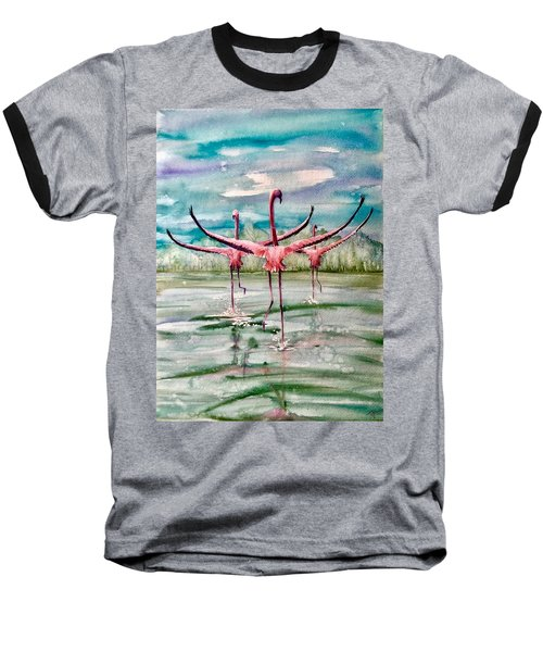 Open Horizon Baseball T-Shirt