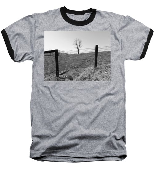 Open Land Baseball T-Shirt