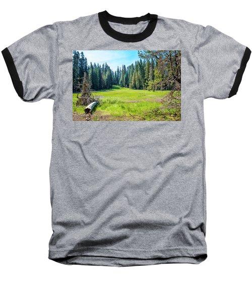 Open Meadow- Baseball T-Shirt
