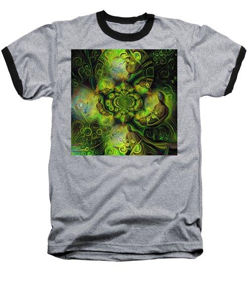 Open Mind Baseball T-Shirt