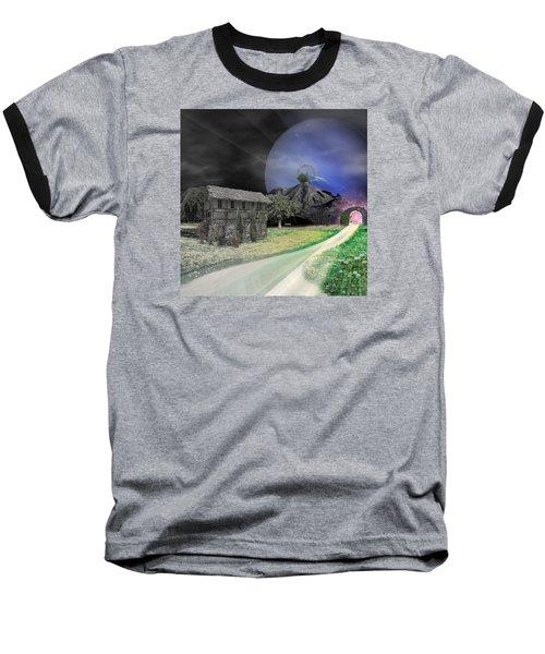 Open Portal Baseball T-Shirt