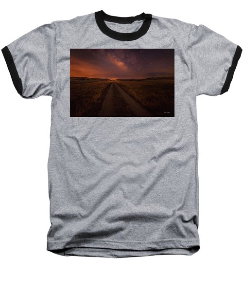 Open Range Baseball T-Shirt