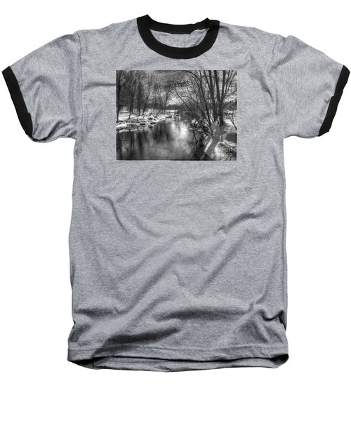 Open River Baseball T-Shirt by Betsy Zimmerli