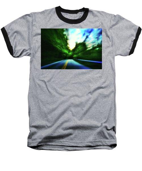 Open Road Baseball T-Shirt