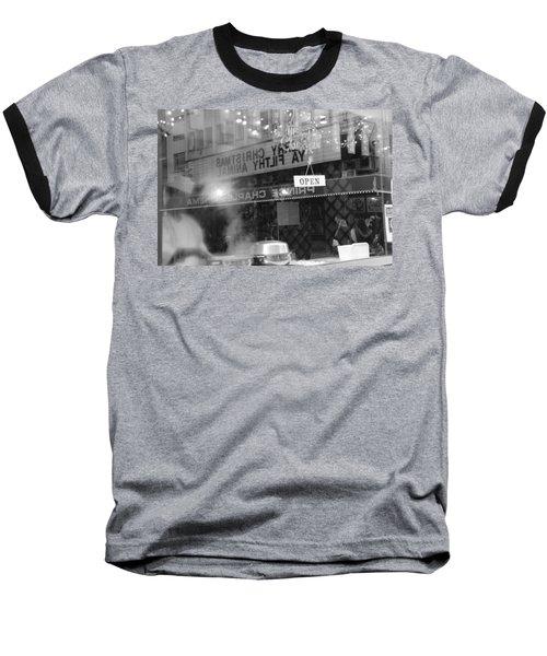 Open Screening Baseball T-Shirt