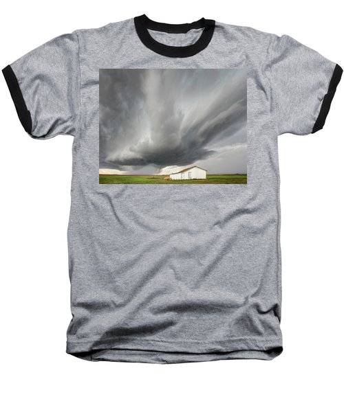 Open Spaces Baseball T-Shirt