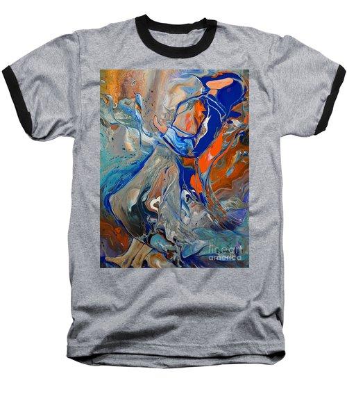 Open The Floodgates Of Heaven Baseball T-Shirt