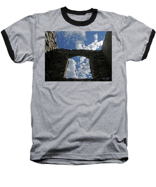 Open To The Sky Baseball T-Shirt