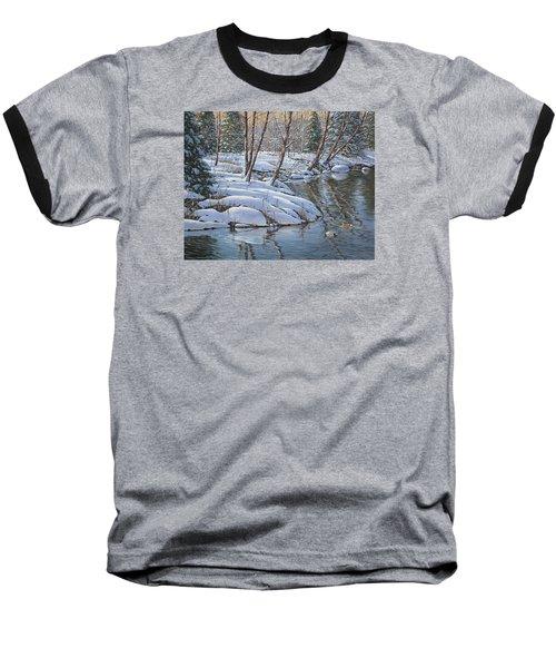 Open Water Baseball T-Shirt