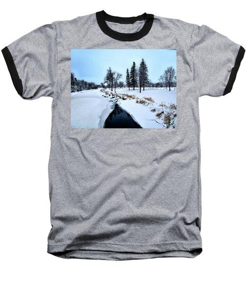 Open Waters Baseball T-Shirt