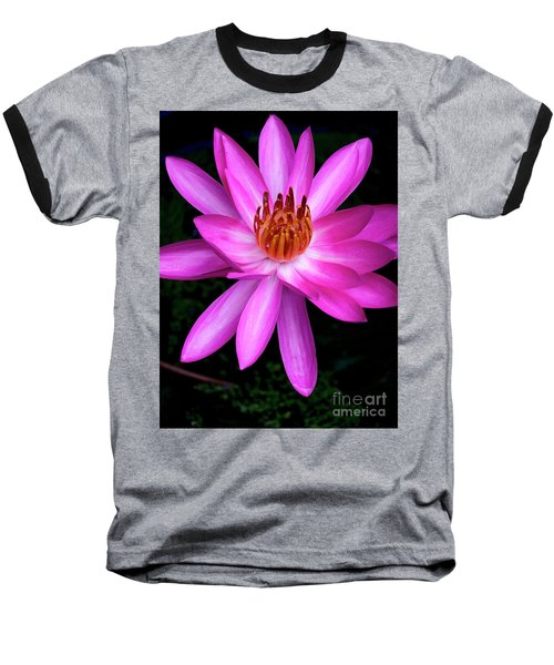 Opening - Early Morning Bloom Baseball T-Shirt