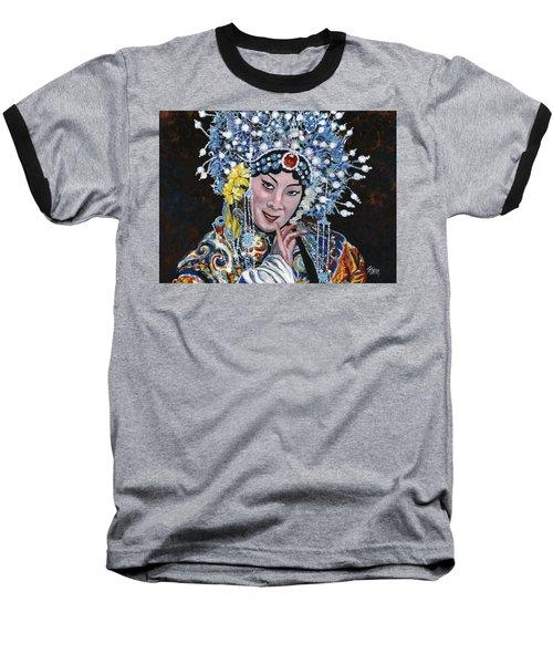 Opera Singer Baseball T-Shirt
