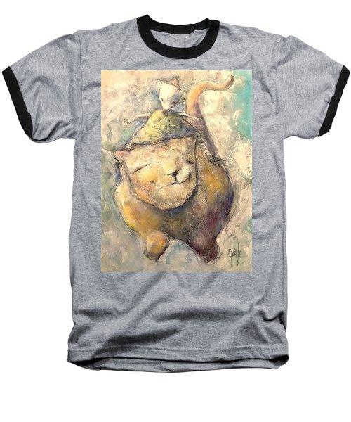 Opposites Attract Baseball T-Shirt