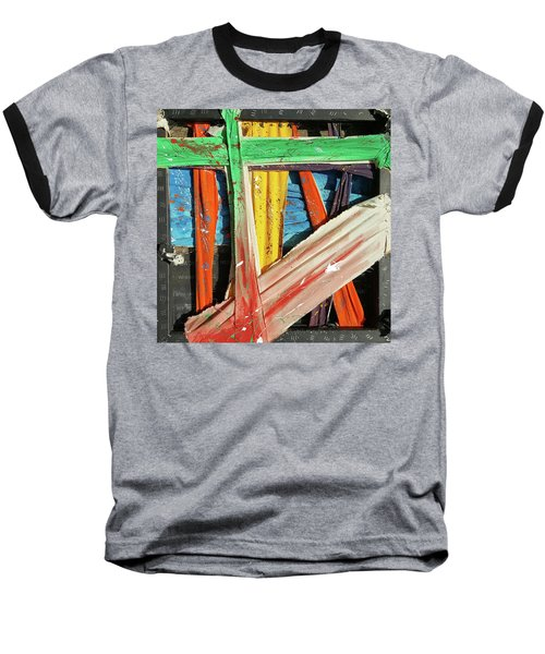 Opposites Attract Baseball T-Shirt