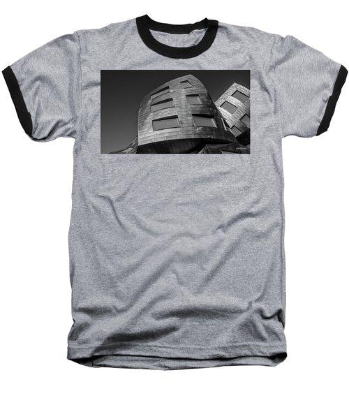 Optical Conclusion Baseball T-Shirt