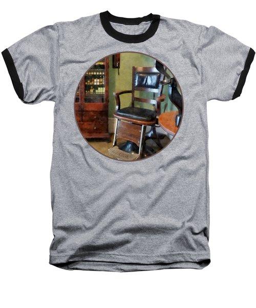 Optometrist - Eye Doctor's Office Baseball T-Shirt by Susan Savad