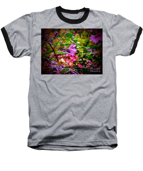 Opulent Lily Baseball T-Shirt