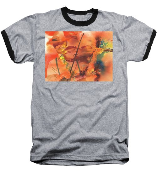 Orange Blossom Special Baseball T-Shirt