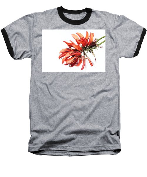 Baseball T-Shirt featuring the photograph Orange Clover I by Stephen Mitchell