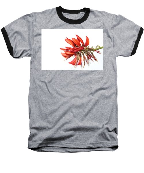 Baseball T-Shirt featuring the photograph Orange Clover IIi by Stephen Mitchell
