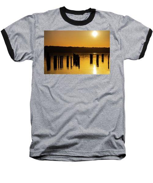 Orange Baseball T-Shirt