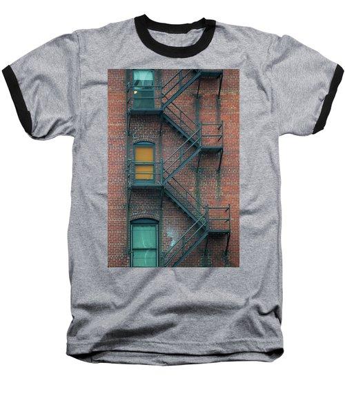 Orange Door Baseball T-Shirt