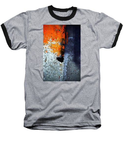 Baseball T-Shirt featuring the photograph Orange by Newel Hunter