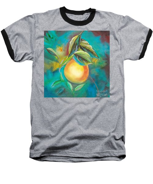 Orange Tree Baseball T-Shirt